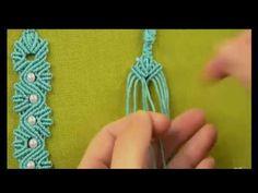 Tutorial Membuat Gelang Cantik Ada Mutiara di Tengahnya - YouTube