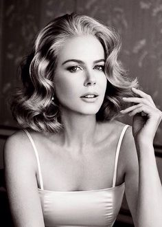 Nicole Kidman for Vanity Fair, December 2013. Photographed by Patrick Demarchelier.