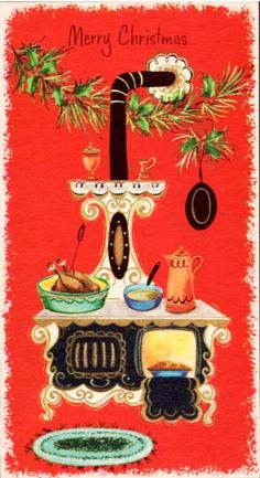 Vintage Christmas Greetings!!