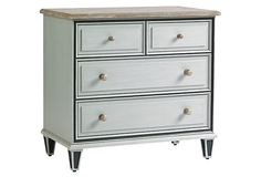 Beaufort Bachelor's Chest, Gray | Inspired By… | One Kings Lane