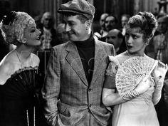 Love Me Tonight, Myrna Loy, Maurice Chevalier, Jeanette MacDonald, 1932