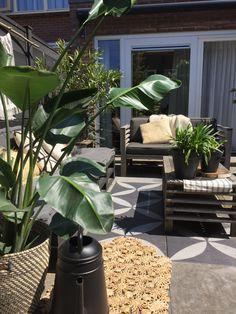 Tuininspiratie Interior Design, Plants, Boho, Instagram, Nest Design, Home Interior Design, Interior Designing, Bohemian, Home Decor