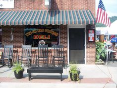 The Filling Station Deli & Sub Shop, Best Cuban Sandwich Ever... In Bryson City N.C