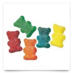 Osos Azúcar Grandes de Fini
