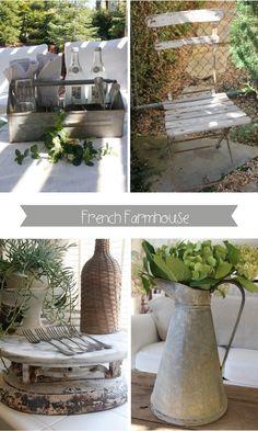 Home Shabby Home: French Farmhouse Decoration
