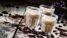 Domáci kávový likér | Recepty.sk