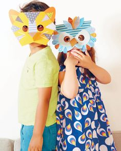 Thinking outside the box! 16 ridiculously cool cardboard crafts for your kids!