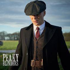 Peaky Blinders Poster, Peaky Blinders Quotes, Peaky Blinders Thomas, Cillian Murphy Peaky Blinders, Episode 3, Movies Showing, Vintage Fashion, Vintage Style, Movie Tv
