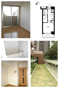 Tokyo Meguro Apartment for Rent ¥78,500 @Toritsu-Daigaku 10mins 21.38㎡ Please Ask shion@jafnet.co.jp