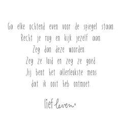 2,447 vind-ik-leuks, 85 reacties - Lief Leven (@liefleven) op Instagram: '#liefleven'