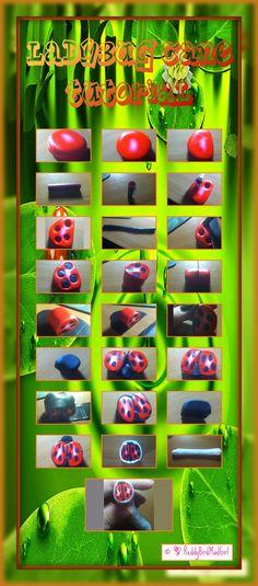 Ladybug Cane Tutorial by ~ReddyBirdMadGirl on deviantART