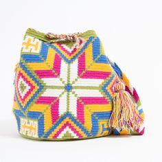 Bolso Wayuu Mochila   Tribal bag
