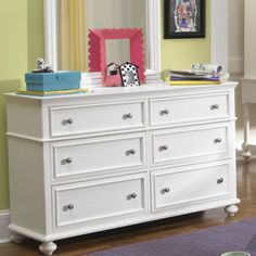 Madison 6 Drawer Dresser