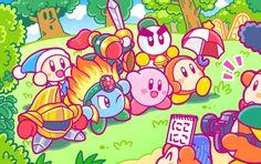 星のカービィ25周年 (@Kirby25thJP) | Twitter