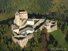 Letnú sezónu na hrade Ľubovňa otvoria rekonštrukciou návštevy poľského kráľa Jána III. Sobieskeho Beautiful Castles, Most Beautiful, Fortification, Portal, Mount Rushmore, Medieval, Mountains, Mansions, History