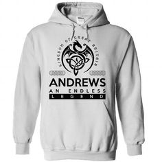 ANDREWS - #bridesmaid gift #baby gift. TRY => https://www.sunfrog.com/Names/ANDREWS-2469-White-32064117-Hoodie.html?68278