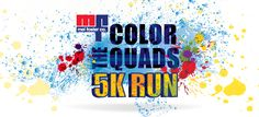 Although this is a new event this year I believe I am sure it will end up being a Quad City Favorite!  Color The Quads.
