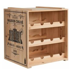 Seen at Butlers: wine rack Wine Cellar Design, Wine Decor, Diy Coffee Table, Wine Cabinets, Cool Diy Projects, Bars For Home, Wood Pallets, Storage Spaces, Diy Furniture
