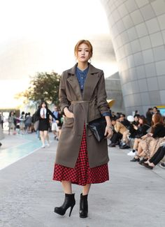In Seoul… Swan My Asian Street Fashion book out now with Thames&Hudson… Amazon.com & Amazon.co.uk