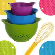 Take a look at the Fun & Functional: Bright Kitchenware event on #zulily today!
