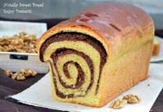 Search Results Pasca Nutella, Romanian Food, Food Cakes, Sweet Cakes, Sweet Bread, Pain, Cake Recipes, Rolls, Food And Drink