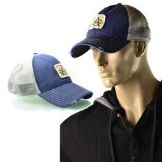 http://stores.ebay.com/ImageStudio714 | A.Kurtz Hat Mens Jersey Military Trucker Lid Baseball Cap One Size Flex All NEW #AKurtz #BaseballCap
