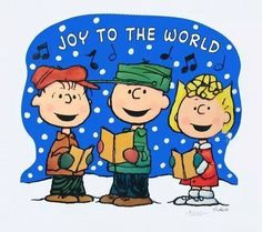 Christmas - Charlie Brown - Joy To The World