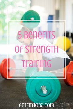 5 Benefits of Strength Training – Get Fit Fiona – Fitness And Exercises Benefits Of Strength Training, Strength Training Women, Strength Training Workouts, Outdoor Workouts, At Home Workouts, Fitness Tips, Health Fitness, Kids Health, Workout For Beginners