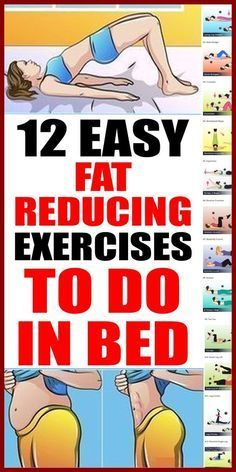12 easy fat-reducing exercises to do in bed - News Health And Beauty Updates Fitness Workouts, Yoga Fitness, At Home Workouts, Fitness Tips, Ab Workouts, Health Fitness, Fitness Models, Yin Yoga, Ab Workout In Bed