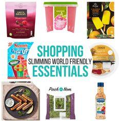 New Slimming World Shopping Essentials 11/5/18