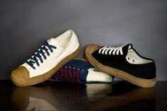Summer Premium Jack Purcell Crepe Collection