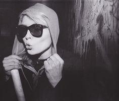 Deborah Harry, CBGB, 1977, Photo by Bob Gruen - Google Search