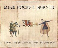Pocket beasts