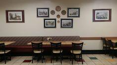 inside 01 Gallery Wall, Restaurant, Frame, Home Decor, Picture Frame, Decoration Home, Room Decor, Restaurants, Frames