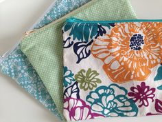 Reusable Sandwich Bag  Floral Dot Or Damask by TeapotsNToads, $7.00