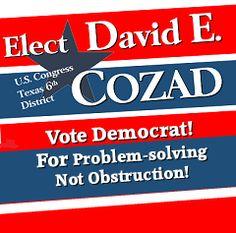 Vote problem solving democrat logo
