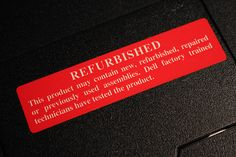 Sorting out five common misconceptions about buying a recertified or refurbished computer.