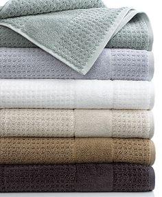 Kassatex Bath Towels, Hammam Collection is a nice textured towel.