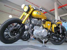 #RoyalEnfield #Scrambler #Lucky13 #HOTUSA #BikeRental - http://houseofthunderusa.com