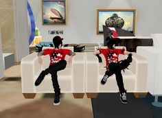 Captured Inside IMVU - Join the Fun! Virtual World, Virtual Reality, Imvu, Avatar, Join, App, Free, Apps