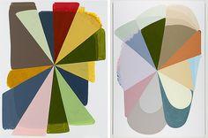 malene landgreen  pie chart color fields