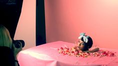 Melanie Martinez x Emily Soto for Alt Press Photo Shoot   Behind the scenes of Melanie Martinez's cover shoot for Alternative Press Magazine shot by Emily Soto  Another from my shoot with @littlebodybigheart for @altpress | hair by @Williamscottblair | creative director/makeup Melanie  . . . #melaniemartinez #altpress #crybaby #melanie #polaroid #i-1 #impossibleproject #instantfilm #melanie #impossiblefilm  Una foto publicada por Emily Soto (@emilysoto) el 24 de Oct de 2016 a la(s) 6:41 PDT…