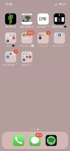 Iphone Home Screen Layout, Iphone App Layout, Organize Phone Apps, Backyard Movie Nights, Xmax, Me App, Phone Organization, Apple Products, Homescreen