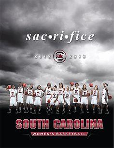 2012-13 South Carolina Gamecocks Women's Basketball