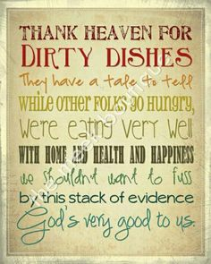 I love this!!!!!!!!!!!!! I need this! Made my dish doers smile.