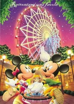 Tenyo Disney Minnie Mouse and Mickey Mouse, Transparent Stained Art Gyutto Size 266 pcs. Gifts Online Today - sell Japan jigsaw puzzle, classic and out of print jigsaw puzzles to worldwide. Disney All Characters Collection.