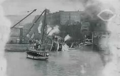 First known Eastland Disaster film footage found