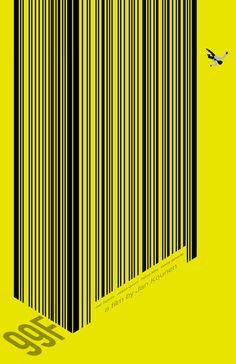 Movie poster for 99 Francs.
