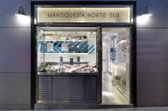 Norte Sur restaurant by In Out Studio Madrid  Spain