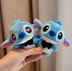 Bring a smile to your lover's face with this toy. Size: 11cm x 7cm Material: Soft Plush Filling: 100% High Quality PP Cotton ( through CE certification ) Package includes: 2 pcs plush toys in OPP bag